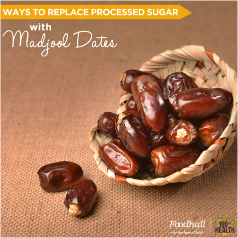 Widely regarded as the  'best' variety of dates, Medjool dates are large, plump and succulent. Rich in natural sweetness, fiber and potassium, vitamins and minerals, Medjools can be swapped with sweets for a guilt -free treat  and an extra boost of energy.  Stock up on these Medjool Dates for a naturally sweet treat and healthy snack @ Foodhall.