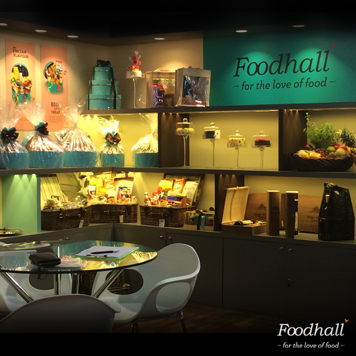 Foodhall, A premium lifestyle and gourmet food superstore bringing you quality products, deliciously unique recipes and exciting flavors from around the globe. At Foodhall, we don't just love food, we celebrate it