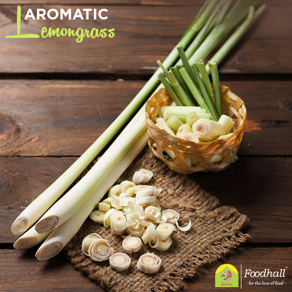 A great source of vitamin C, B-6, riboflavin and niacin, lemongrass can be used whole, sliced or pounded to a paste. Find this essential Thai ingredient aplenty at our store!