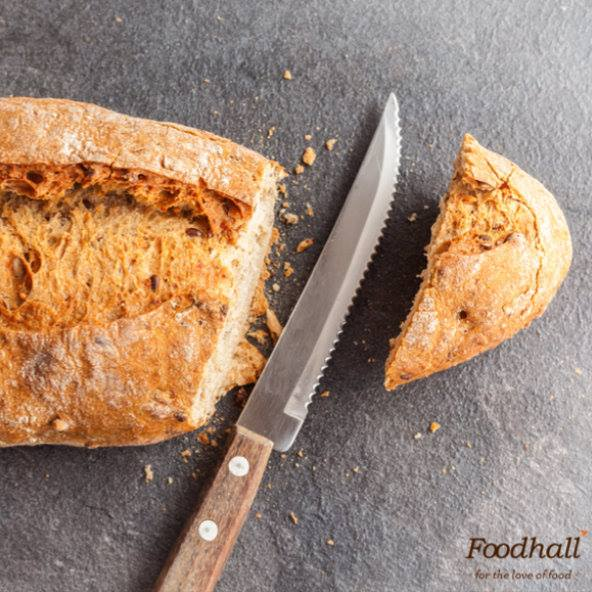 Unlike the usual kitchen knife, the serrated blades of bread knives are able to cut soft bread without crushing them. Stock up on these knives that are available at our store today!