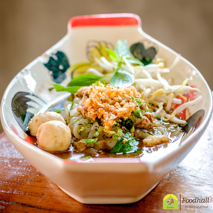 A single mouthful of the Noodle Soup can leave you hungry for more! This easy-to-make Thai staple is a must-try at our store; when are you visiting us next?