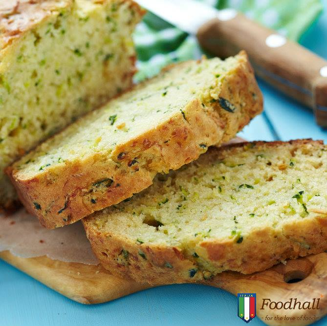 There's no saying no to the classic Zucchini bread—it's light, moist, and contains the perfect amount of sweetness. You can also throw in a handful of walnuts to give your bread just a touch of crunch!