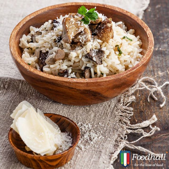 Authentic Italian-style risotto tastes best when cooked slowly. It also complements grilled meats and chicken dishes very well!  What's your go-to creation of the famous risotto?