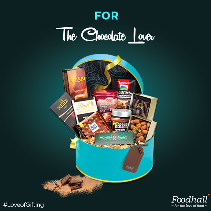 Chocolate are always in style, especially if picked out from our exquisite range! Gift the chocoholic in your life, our collection of exquisite chocolates and treats to send your best wishes. #LoveofGifting