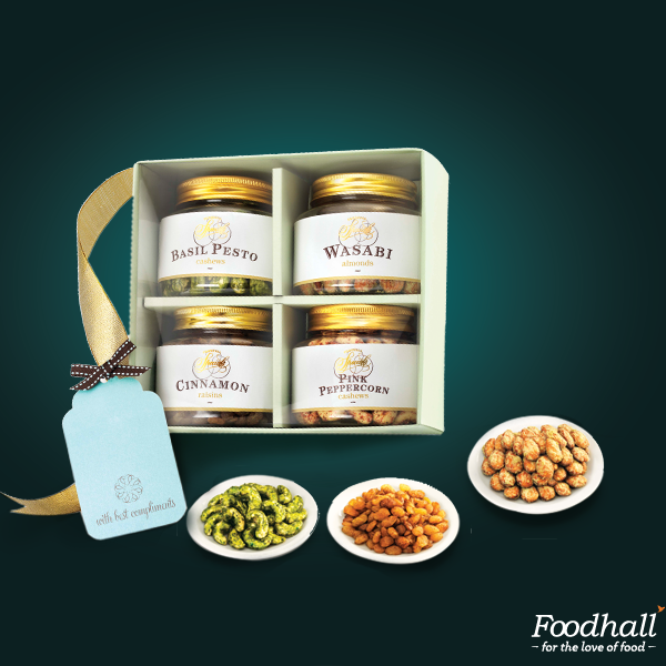 Little jars of flavoured nuts can add a fun and spice to any soiree. Have you tried any from our range yet?