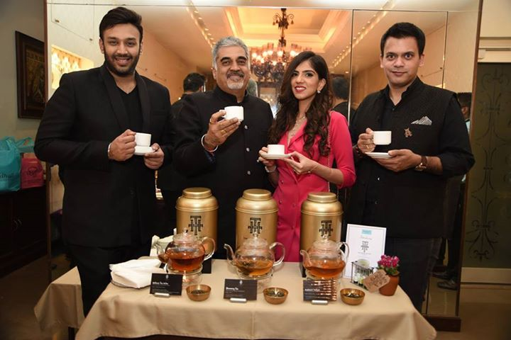 We had a blast serving our collection of 'The House of Tea' at the launch of Canvas by Jet Gems. The collection designed by Pradeep Jethani, Nikhil Thampi , Nishka Lulla & Nachiket Barve was breath-taking .Here are a few moments we captured for you!  #CanvasbyJetGemslaunch