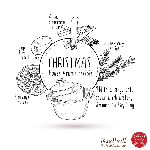Spread the joy of Christmas all over the house with a simple holiday drink!