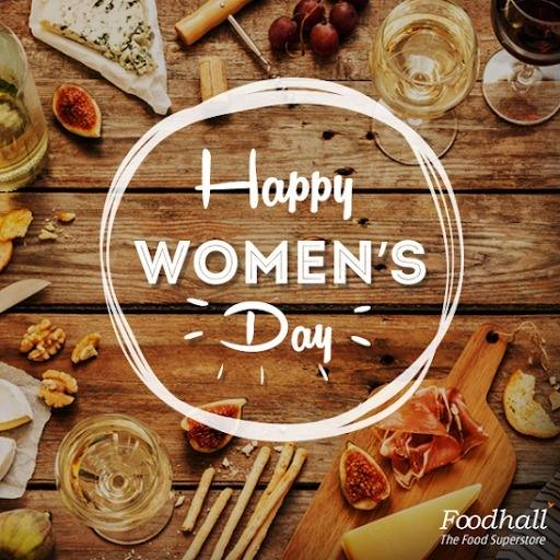 Celebrate womanhood with your favourite food, a bottle of champagne and laughter with your girls!