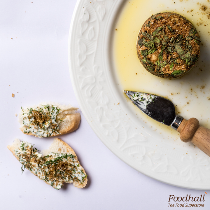 Dukkah and mint cream cheese is an incredibly versatile mix of nuts, seeds, spices blended with fresh mint and cream cheese. It tastes brilliant with pita bread and vegetables and  makes a very unique appetizer!