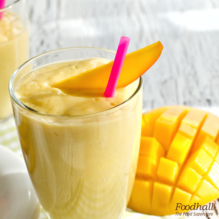 Summers are almost here and so is the king of fruits! We are planning to indulge in a healthy mango-chia smoothie, what about you?