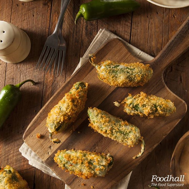 Taste the Jalapenos Rellenos at our demo counter all this month and enjoy your culinary journey to Mexico.