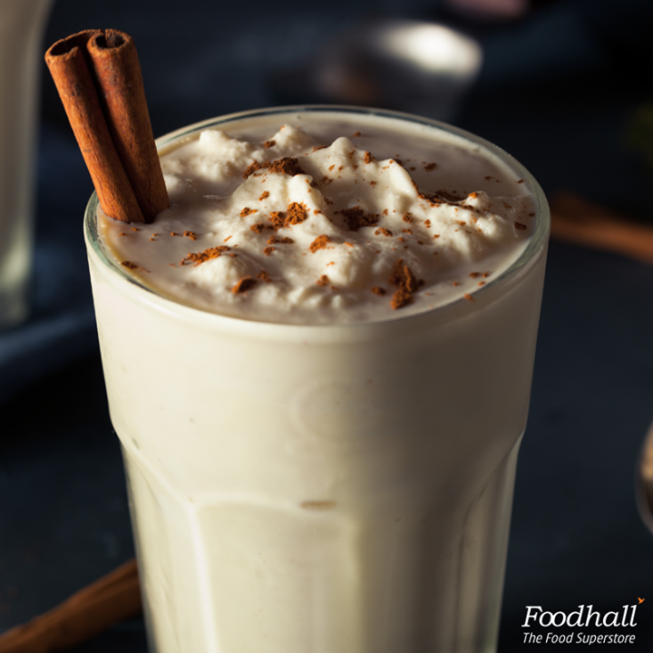 Spend your summer with Lola's Horchata!  Blend one cup uncooked white rice, half cup milk, half tablespoon ground cinnamon, half cup white sugar, 5 cups of water and half tablespoon vanilla extract to enjoy this Mexican drink.