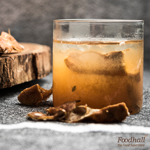 This summer, go beyond lemonades and sip on the refreshing agua de tamarindo – a sweet and tangy blend of sugar and tamarind.  What's your favourite summer beverage?