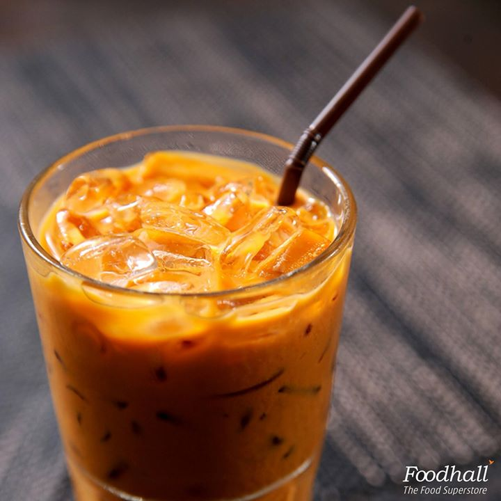 Here's how Thailand beats the heat.  Simmer down 4 cups water, 1 cup Thai tea mix and ¾ cup granulated sugar. Set it aside, let it cool and strain the tea. Throw in ice cubes and fill ¾ of the glass with the tea, add 1 tbsp cream and 1 tbsp condensed milk before serving the Thai iced tea.