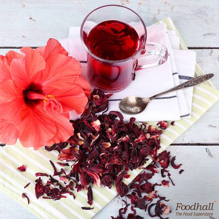 Skip regular tea and sip on Hibiscus Tisane from The House of Tea by Foodhall – a fragrant tea rich in anti-oxidants that helps boost the immune system.