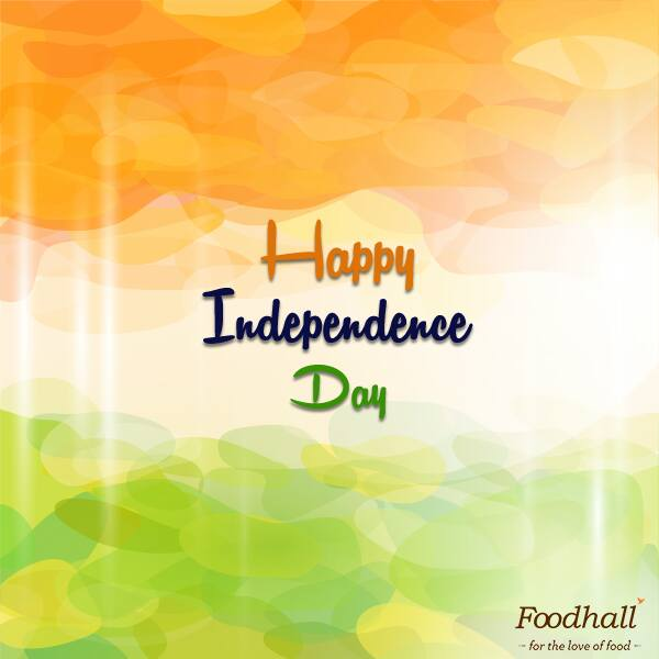 A melting pot of different cultures infused with perseverance, hope & pride make one glorious nation. Celebrate India, celebrate freedom.