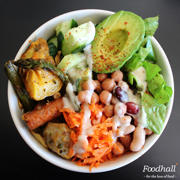 Get bowled over with the latest trend in the food world – the Buddha bowl.  These are the perfect meatless meals for one and can be customised as per preferences. Generally  featuring raw or roasted veggies, beans, and brown rice – these are great for your waistline & will keep you satiated until your next meal. So what will you be adding to your bowl today?