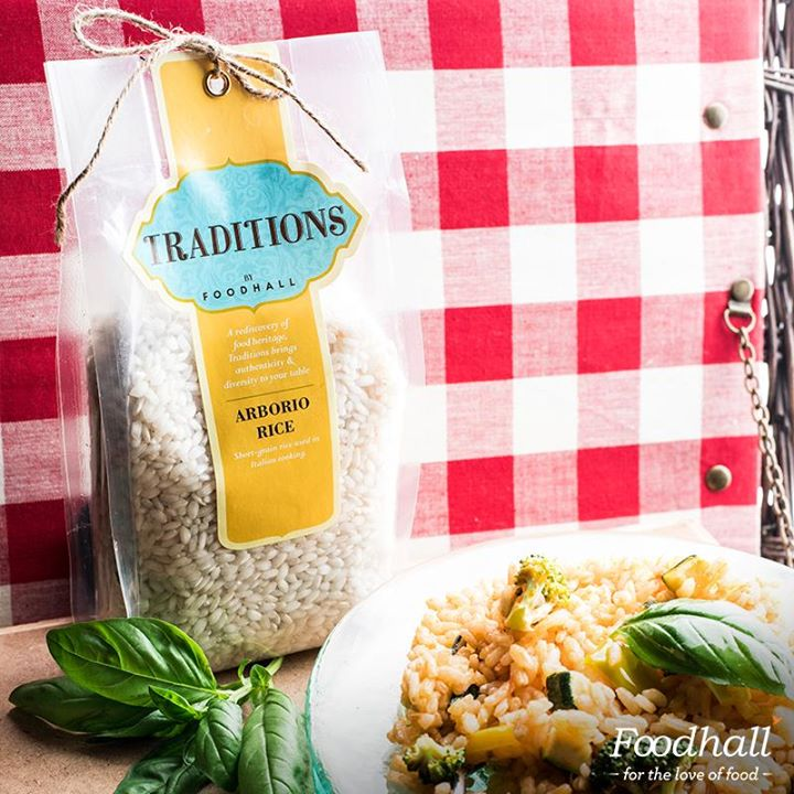The Italians swear by arborio rice to make the finest risotto. This Italian, short-grained rice is high in starch, giving Risotto a rich, creamy consistency.  Pick up Arborio rice from Traditions by Foodhall to make this popular Italian delicacy at home for your friends and family.