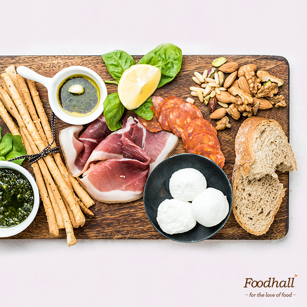 The quality of your platter matters, so make sure the one you make is worthy of your guests. Create the perfect mix of textures and flavours from Italy with fresh breads, cured meats, delicious cheeses and you'll have a definite winner at the table!