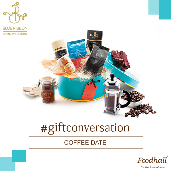 Few things are more comforting than coffee & conversations. Our 'Coffee Date' hamper is ideal for coffee enthusiasts who like to brew the perfect cup every single time. Stop by at our store to pick one up today!