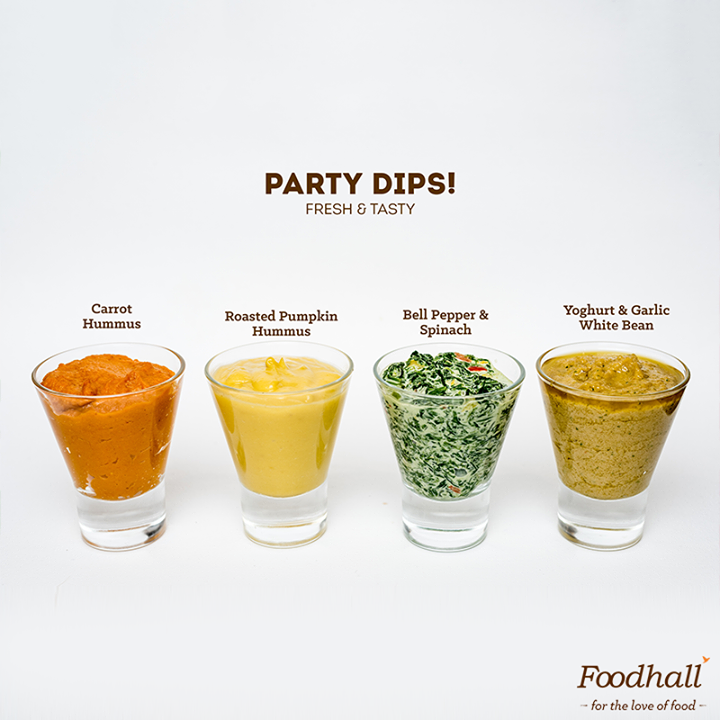 Serve up something healthy at your next party with our in-house vegetable dips. We have interesting new creations & a few classics – visit our stores & take your pick!