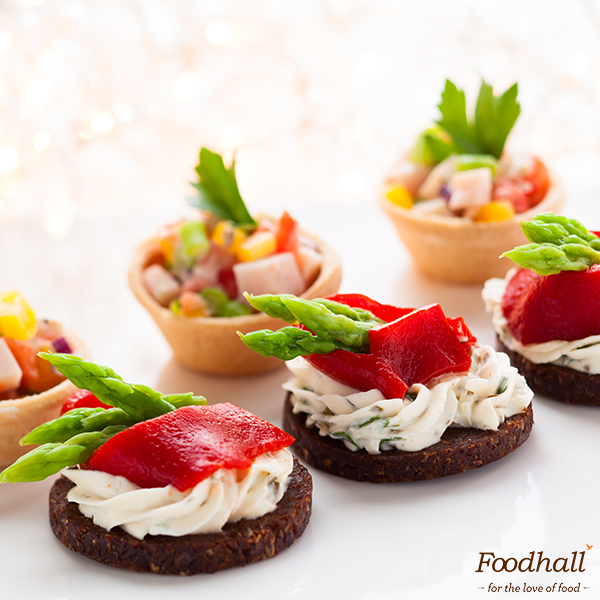 Up your #party game with gourmet #appetizers from Party Chef by Foodhall. With a number of delicious options to choose from – ranging from crostini & tacos to canapes & bread boats – your guests will leave wanting for more!  Click on the link to view the entire menu & place an order with us: foodhallonline.com/party-chef