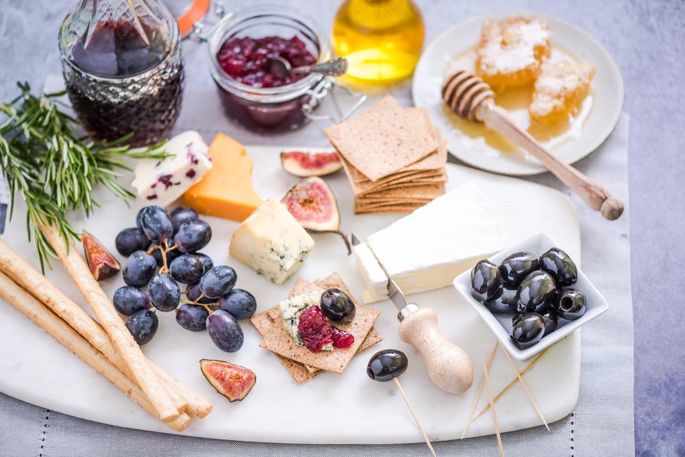 Cheese definitely deserves a spot in your next #party platter - One of the simplest and most impressive ways to entertain guests. Here are our top picks to get you started.