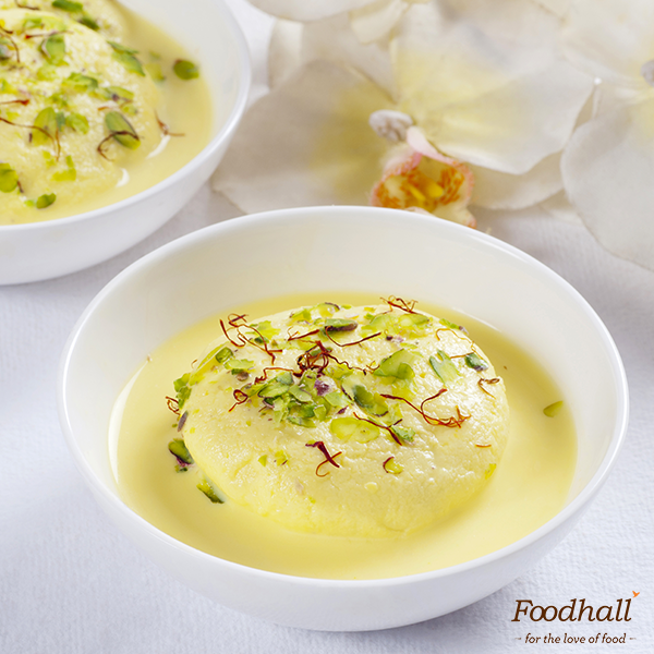 The diet-conscious will have a tough time trying to resist our Holi-special delicacies!  Melt-in-the-mouth Rasmalai is now available at our store – sample some & then buy some more!