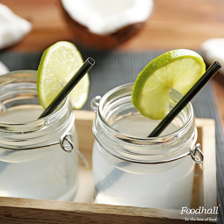 What's the best way to #beattheheat? Our bet is on coconut water. From mocktails to having it straight up, this nutritious water is our go to in the Summers.
