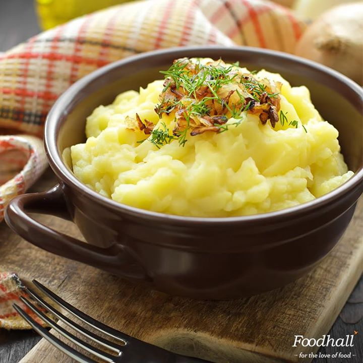 A special game deserves special food. Use that precious bottle of truffle oil to make mashed potatoes and serve it alongside vegetables or meat to make a winning meal!