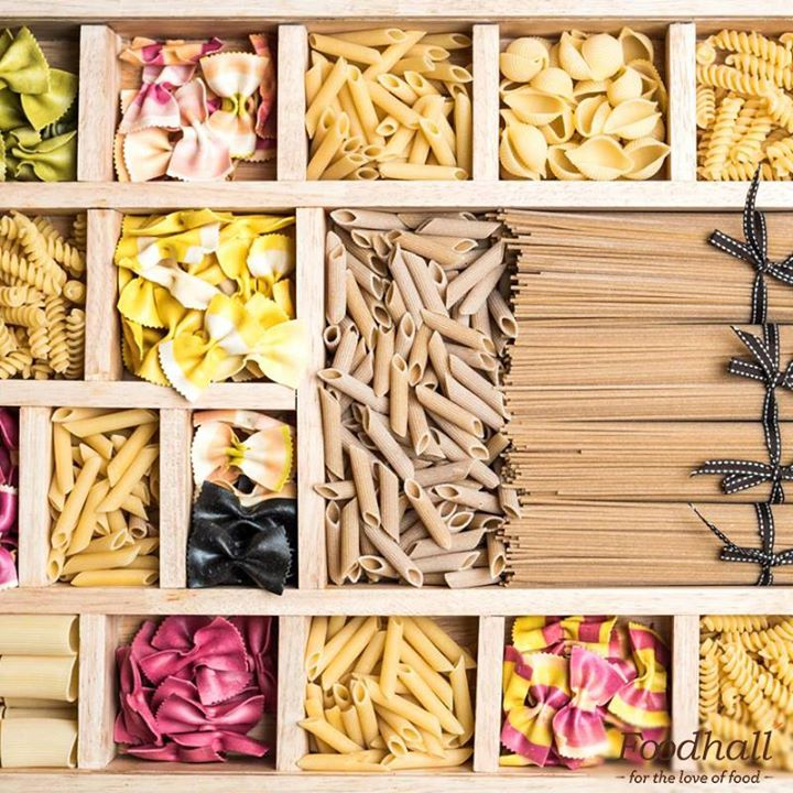 Think you know your #pasta? Comment below with all the different shaped pastas you know & stand a chance win a pasta #lunch for two on us! 🍝  Fun fact: There are nearly 350 different types of pasta around the world and about four times that many names for them! 😮