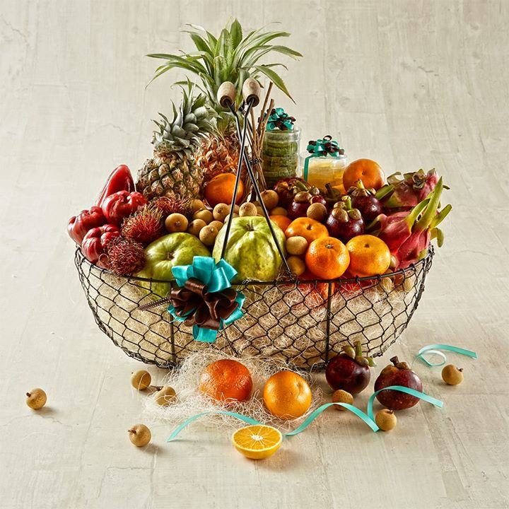 Foodhall,  Food, FoodhallIndia, ForTheLoveOfFood, BlueRibbon, ArtOfGifting, Fruits, Navratri