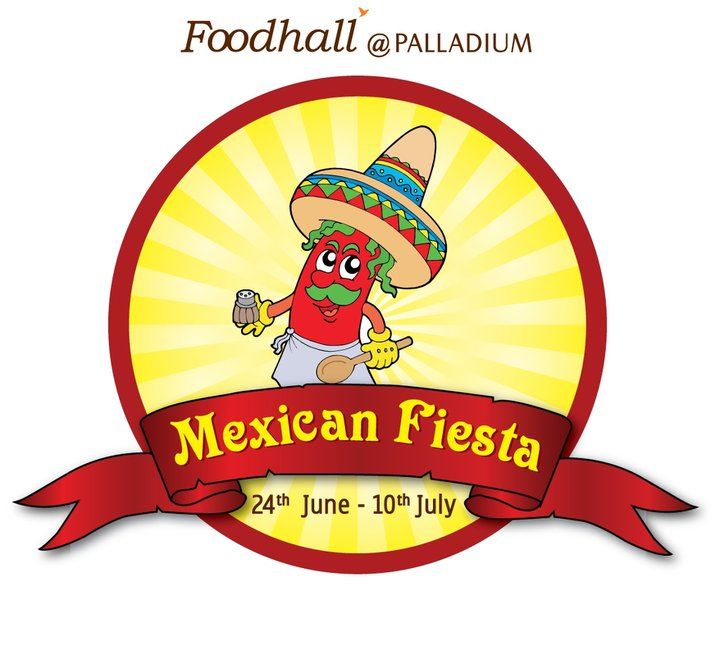When shopping at High Street Phoenix, visit Foodhall for the Mexican Fiesta!