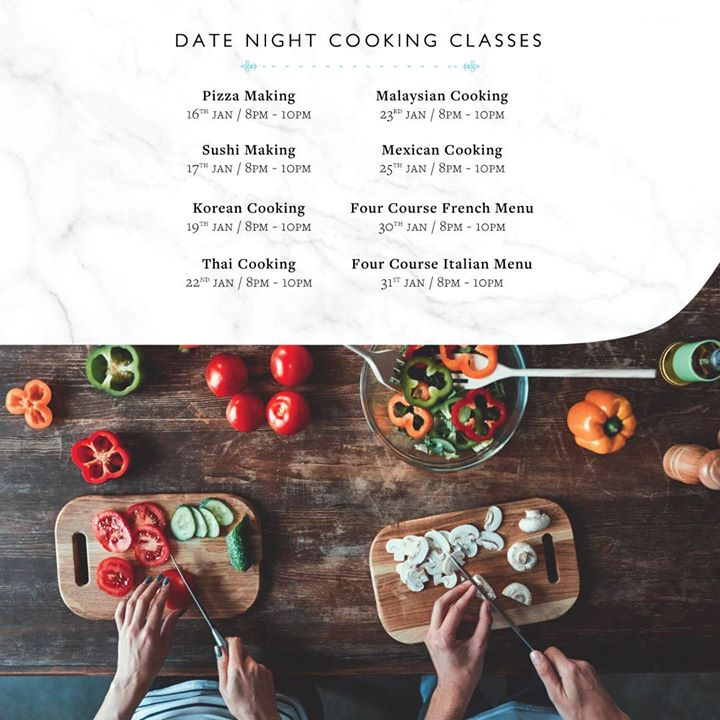 Cooking for one another is one of the most romantic things to do. Learn The Art Of Cooking & meal with your partner at Foodhall Cookery Studio, Mumbai. Book Your Spot Now. For more information or registration , Call us on 9769441711