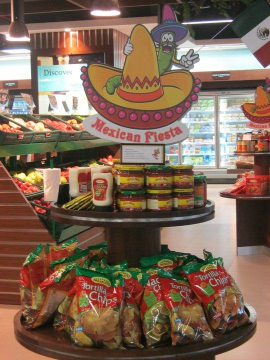 Have you tried the treats at the Mexican Fiesta @ Foodhall yet?