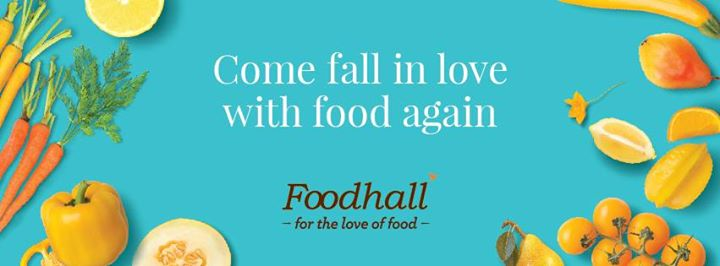 Foodhall,  FoodhallIndia, ForTheLoveOfFood, HealthySnacking, CornicheSG, HealthyEating, Wellness