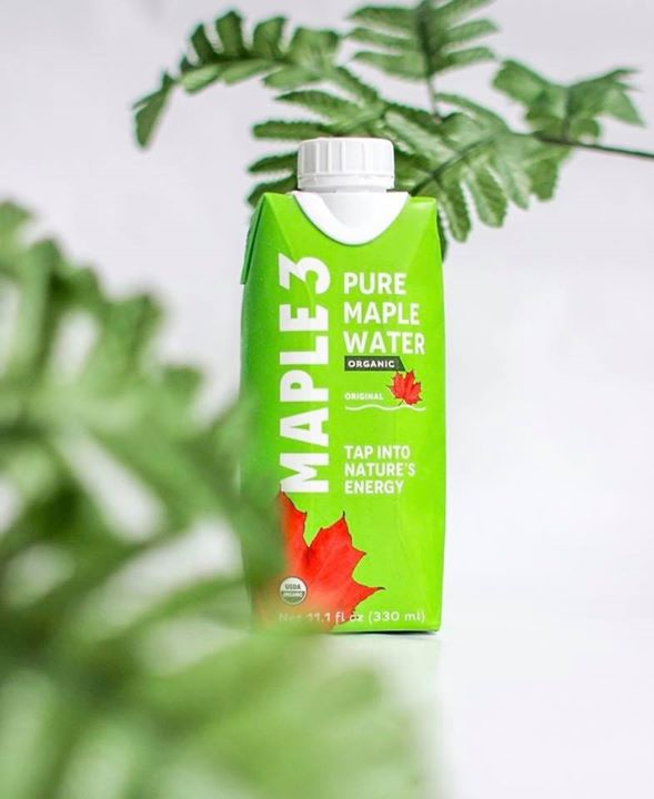 Vegan, gluten-free and keto-friendly, Maple Water is refreshing and deliciously sweet. Tapped from maple trees, it is naturally alkaline and rich in electrolytes, antioxidants and probiotics. Used to make sorbets, smoothies and cake batters, maple water is exclusively available @FoodhallIndia stores. #FoodHallIndia #MapleWater #ForTheLoveOfFood #Vegan #Keto #GlutenFree Maple 3