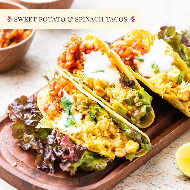 It's always time for Mexican! Indulge in our version of your Mexican favourites all this month at The Cafe by Foodhall. Buen apetito!