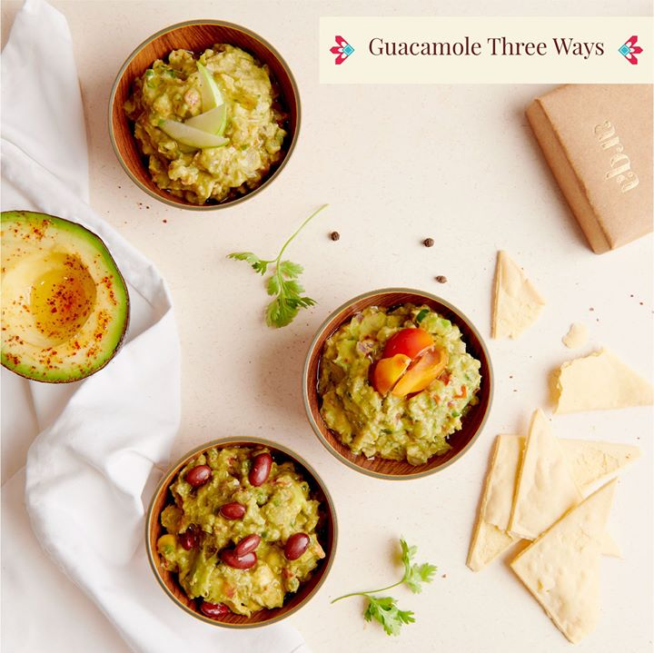 Eat a tub of guacamole on repeat with our versions of the classic Mexican dip. Make it in three ways with Arqa spice mix and ripe Hass avocados available in-store or take home fresh tubs prepared by our chefs.
