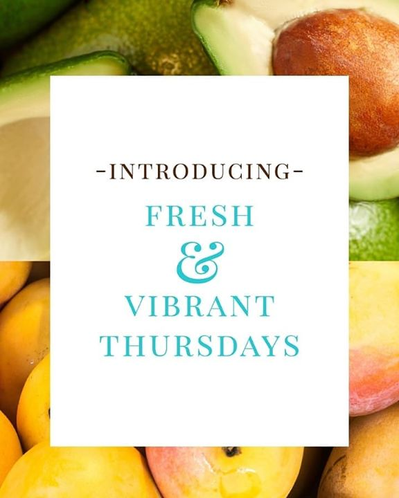 Indulge in handpicked freshness every Thursday. Shop our vibrant and exotic fruits & vegetables, freshly baked breads and artisanal cheese and enjoy exciting cashbacks of upto Rs 400. Visit your nearest Foodhall tomorrow for your Thursday dose of freshness.  #foodhallindia #fortheloveoffood #fresh #healthy #fruits #vegetables #breads #cheese #thursday