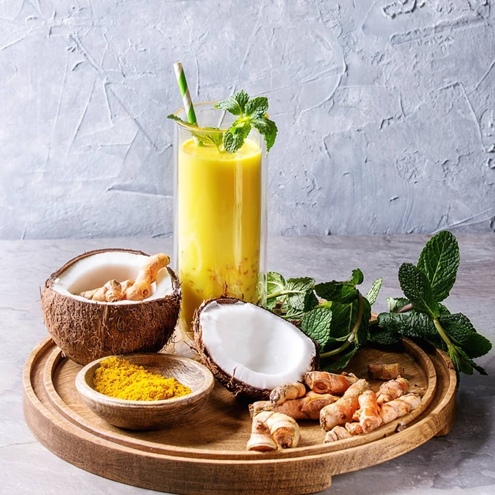 Introducing our bright and beautiful Iced Turmeric Latte, a drink specially created to enhance your wellbeing this summer.   #DidYouKnow turmeric, an ancient Indian spice renders flavour, aroma and colour? That's not all. It has natural antiseptic and anti-inflammatory properties, with the power to regulate your body temperature. No wonder, it's our favourite staple this summer!  #Fresh #Healthy #Summer #FoodhallIndia #ForTheLoveOfFood  #Turmeric #Yellow #TheCafeByFoodhall #IcedLatte #Latte #Cooling