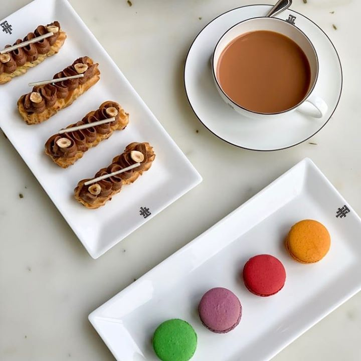 Happy #BastilleDay! We're stirring up our own food revolution today by feasting on all our favourite French foods from macarons and choux pastries The House of Tea by Foodhall to our ode to the classic French creation, #croissants! Join in the revelry of Bastille Day at a Foodhall near you.  #ForTheLoveOfFood #FrenchIndependenceDay #FrenchFood #FoodhallIndia #InternationalCuisines #ChouxPastries #Macarons