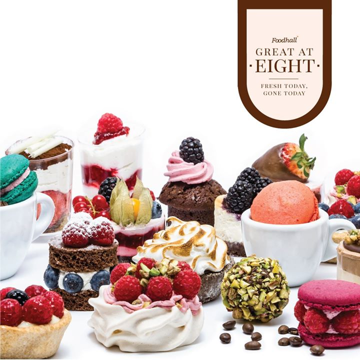 #DidYouKnow about Great at Eight? An opportunity to discover special savings across all our stores every evening (8pm onwards) on fresh breads, dips, signature patisserie items and more.  Great at Eight is our commitment to ensuring that we start everyday afresh, as well as a chance for us to give you a treat at the end of a long day!  #FreshTodayGoneToday #ForTheLoveOfFood #FoodhallIndia #FoodSustainability
