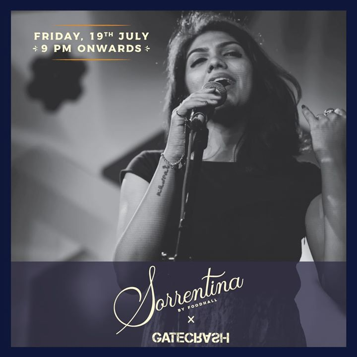 Unwind this Friday with wine, jazz and your favourite Italian dishes at Sorrentina. This week's line-up features Isheeta Chakravarty's Trio (Gatecrash). We can't think of a better way to kickstart the weekend than with their soulful melodies, paired with pizza, our signature Sorrento-inspired pastas and vino! Can you?  When: Friday 19 July | 9 pm onwards Where: Sorrentina by Foodhall at Foodhall @ Linking Road, Bandra  #ForTheLoveOfWineAndJazz #ItalianCuisine #WineandJazz #SorrentinabyFoodhall #FridayNight #ThingsToDoinMumbai #FoodhallIndia