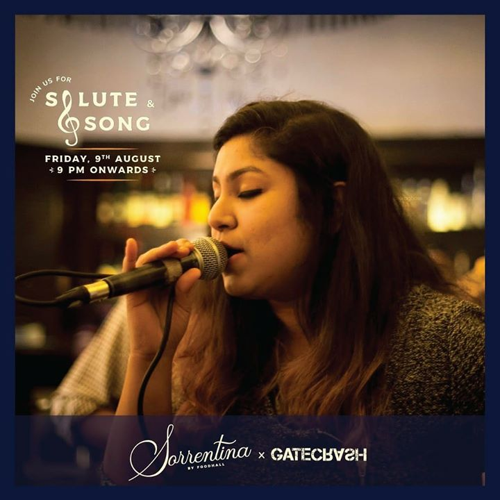 Planning ahead for the weekend? Swing by Sorrentina by Foodhall this Friday for an evening of wine, jazz and sun-drenched Italian dishes (because goodness knows we could do with a bit of sunshine and a pick-me-up in this grey weather!).  This week's line-up features the soulful melodies of Shreya Bhattacharya, and her jazz band- Aron Niryo on drums and Clement Rooney on keys. Avail a complimentary pizza with every bottle of imported wine.  When: Friday 9 August, 9 pm onwards  Where: Sorrentina by Foodhall at Foodhall @ Linking Road, Bandra  DM or call us on 7875601901 for more information or to reserve a spot.  #ForTheLoveofWineandJazz #SorrentinabyFoodhall #ThingstoDoinMumbai #FoodhallIndia #WineAndJazz #ItalianCuisine
