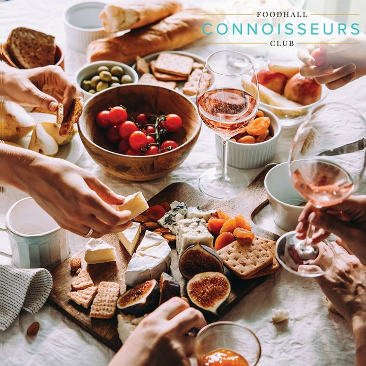#DidYouKnow about Foodhall Connoisseurs Club. Our exclusive members program, designed to enhance your experience at Foodhall.  From member-only discount days to a personal chef and curated experiences, tailored to your tastes – members have insider access to a host of special benefits and events, such as the cheese platter pictured above!   For more details on joining, please visit The Connoisseurs Club Member's Desk at a Foodhall near you.  #ForTheLoveofFood #FoodhallIndia #MemberPerks #Bespoke #Epicurean #FoodLovers #Gourmands