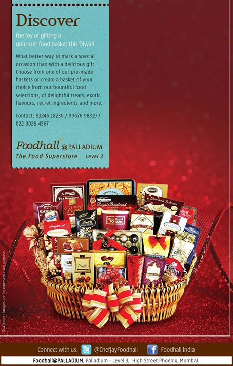 To gift a basket full of joy this Diwali, call on 93246-18230 or 99676-98319.