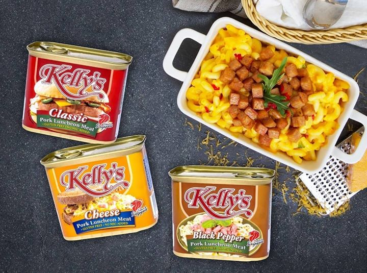 There's nothing quite like the aroma of a home-cooked meal, especially when infused with the love of Mama's recipes! Evoke her familiar comfort with a nostalgic dose of Kelly's Luncheon Meat.  Gluten and MSG-free, it pairs perfectly with your breakfast omelette, pan-fried noodles or rice-based dishes for lunch or dinner! Choose from three flavourful variants - Classic, Cheese and Black Pepper – for soul-stirring nourishment, just like your mama would prepare!  #FoodhallIndia #FortheLoveofChristmas #KellysLuncheonMeat