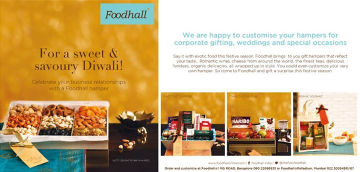 Still thinking what to gift your clients this Diwali?