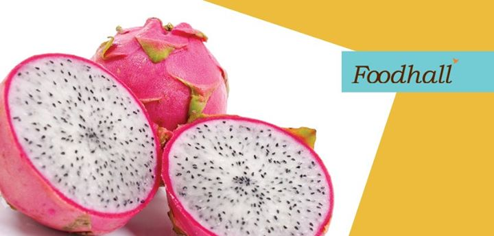 Dragon fruit is low in calories and offers numerous nutrients, including Vitamin C, phosphorus, calcium, plus fiber and antioxidants.